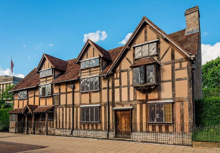 Shakespeare Stratford-Upon-Avon