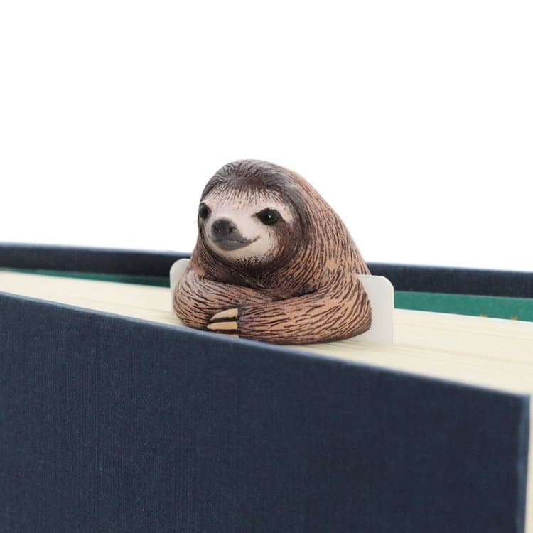 Sloth Bookmark