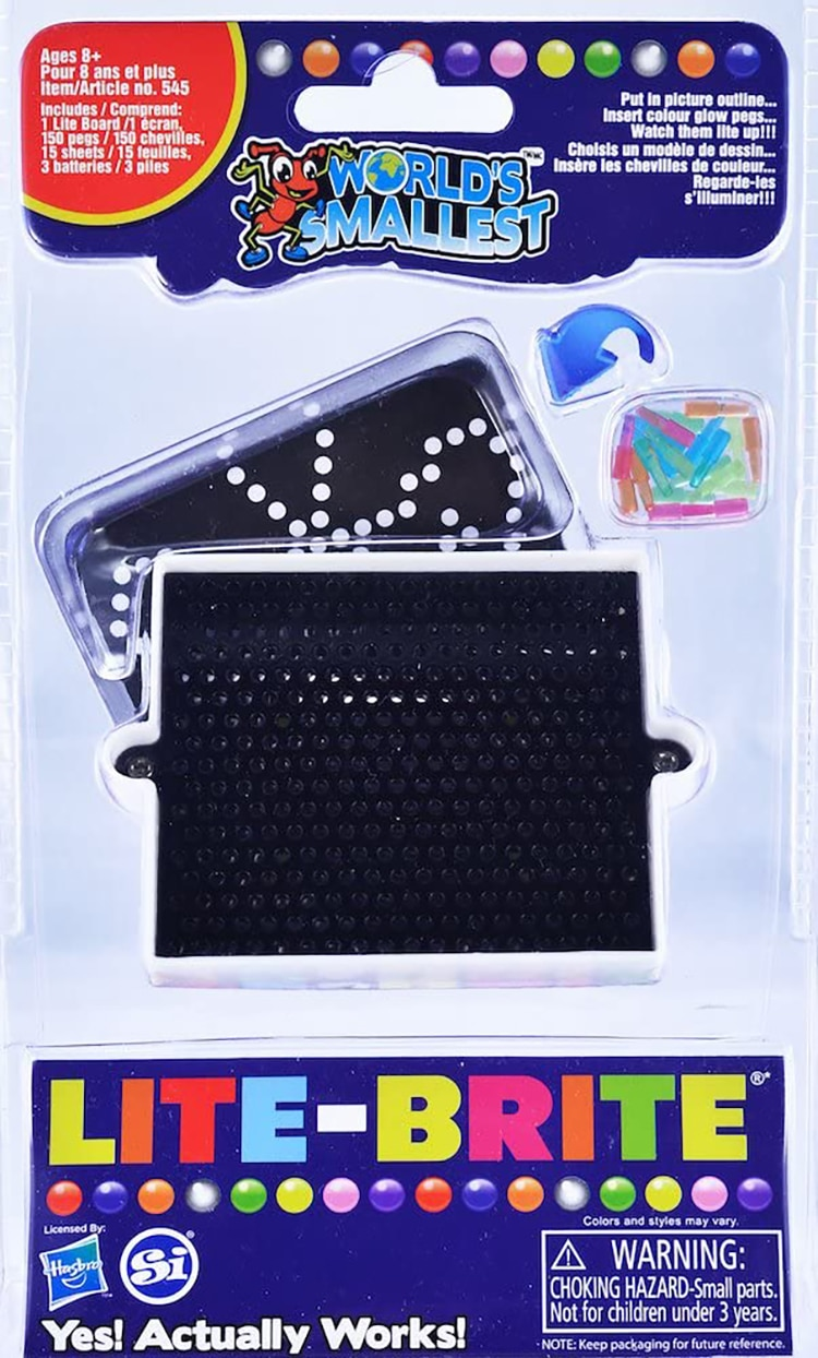 Smallest Lite Brite
