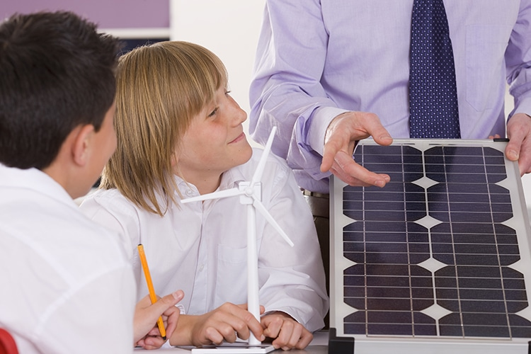 Solar Energy Education Pay Teachers More