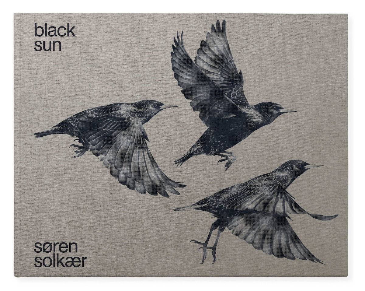 Black Sun Book by Søren Solkær