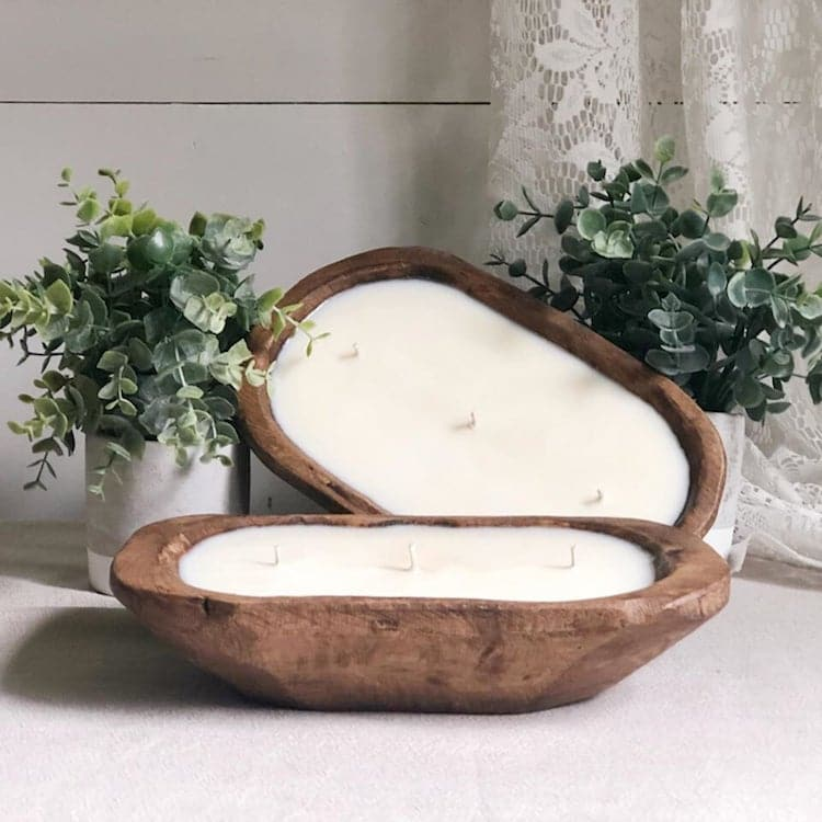 Soy Candle Bowl