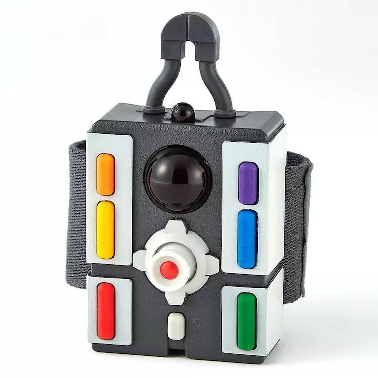 muñeco de baby yoda de Mattel