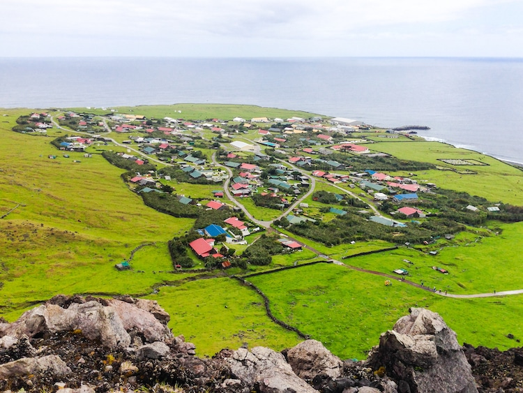 Tristan da Cunha - This Remote Island Will Be One of the Largest Wildlife Sanctuary in the World