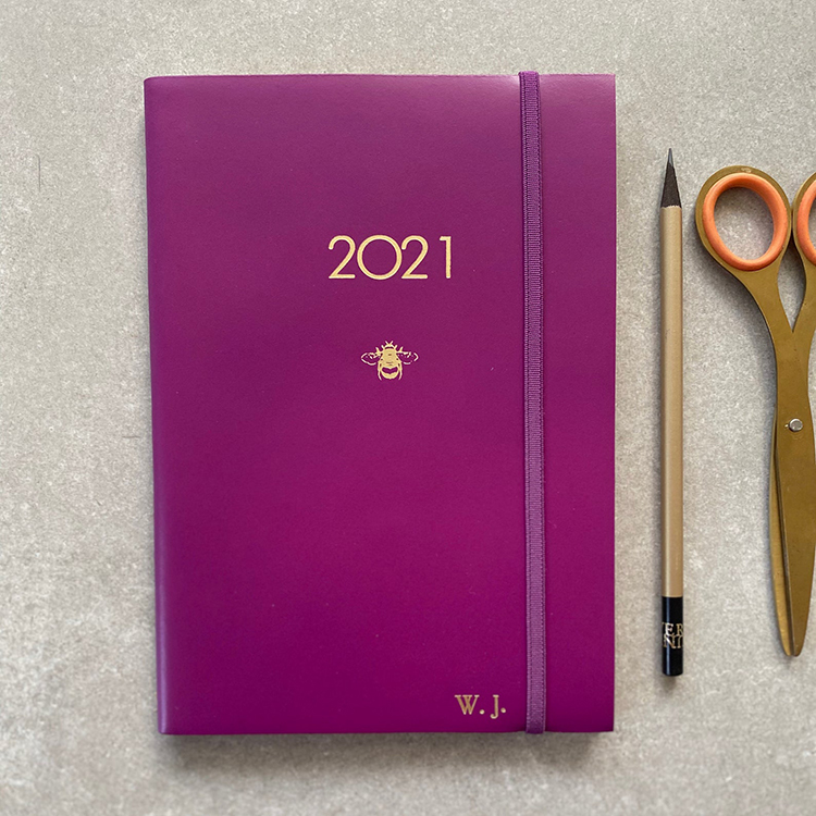 2021 personalized Planner