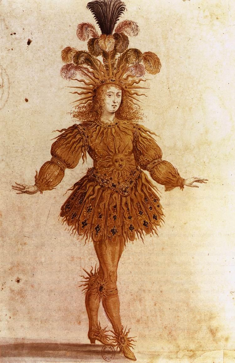 Ballet de la Nuit 1653 Louis IV