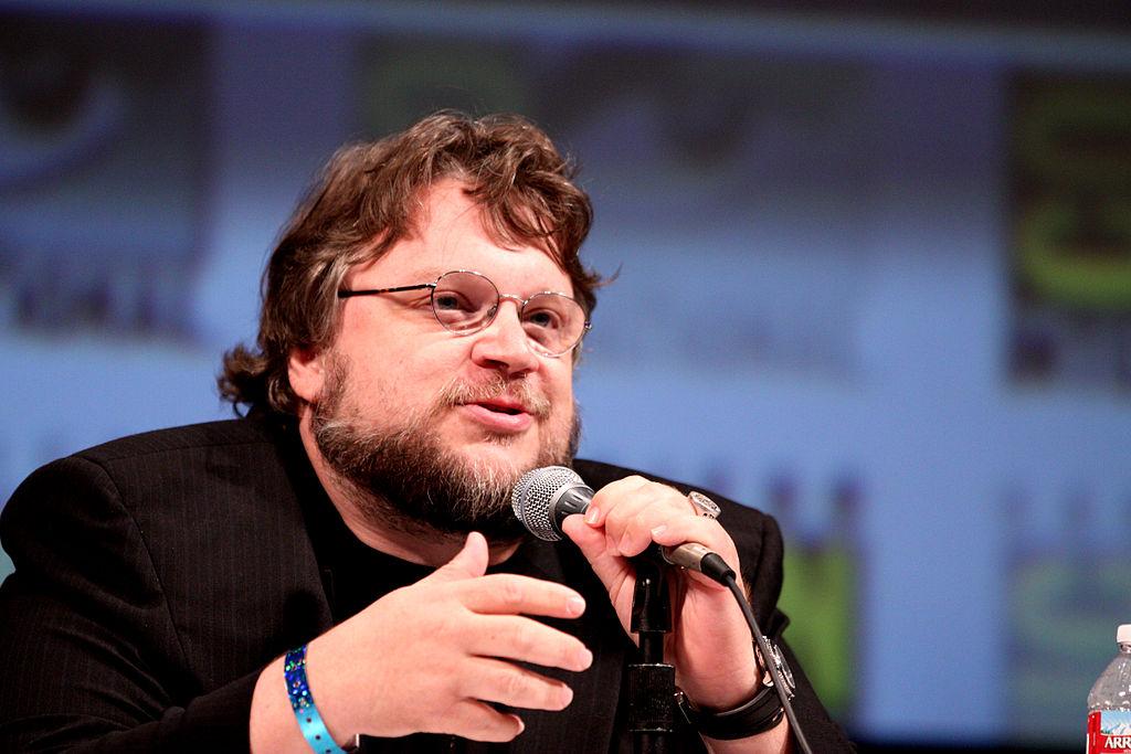 Guillermo del Toro en Comic Con