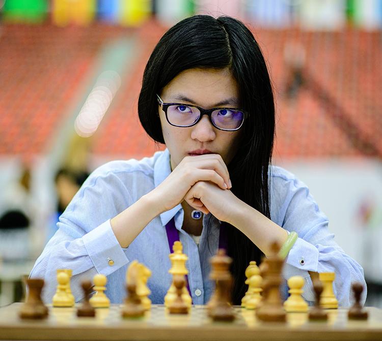 Hou Yifan Chess Prodigy