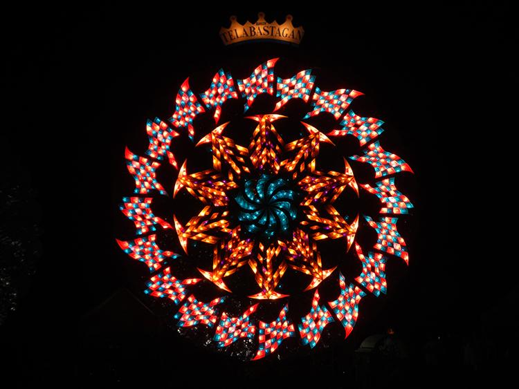Ligligan Parul Sampernandu Lantern Festival-2
