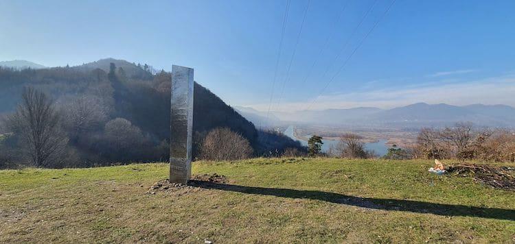 Hillside Romanian Monolith