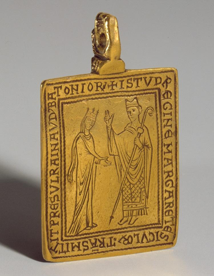 Reliquary Pendant 1174
