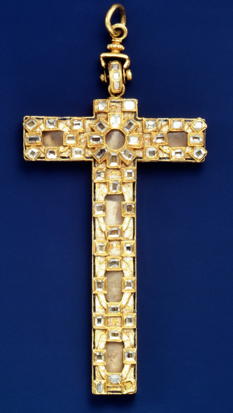 Reliquary Cross True Cross