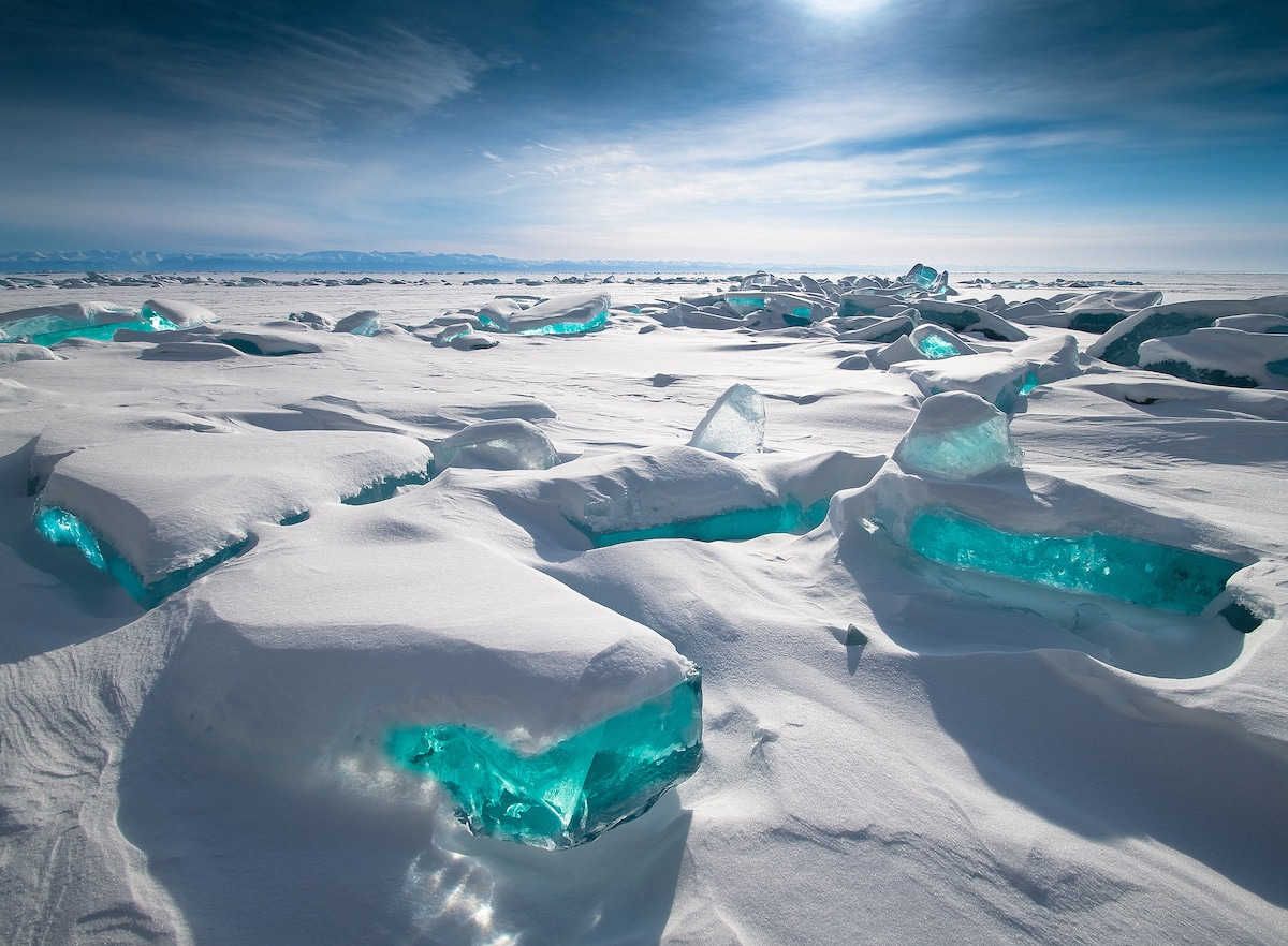 """Baikal Treasure"" by Alexey Trofimov"