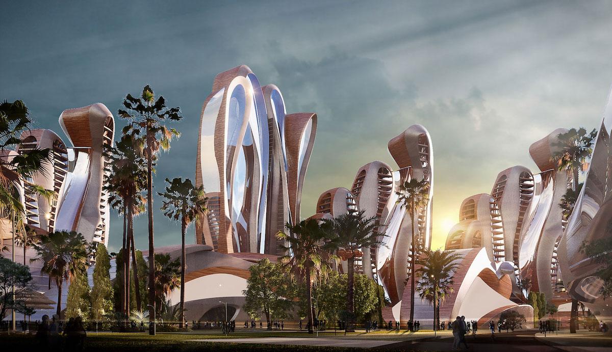 Akon Is Building a Futuristic Metropolis in Senegal Called Akoncity