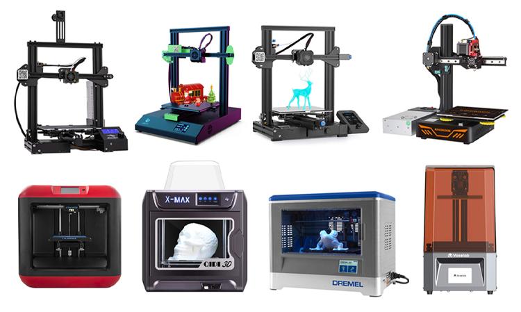 11 impresoras 3D y de resina que puedes encontrar en Amazon