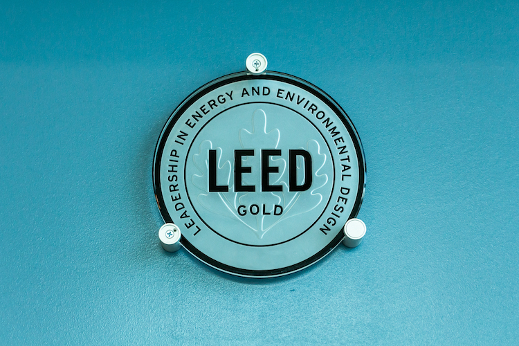 LEED Third Part Certification