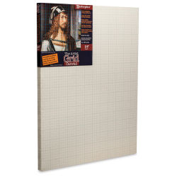 Artist Grid Cotton Canvas by Masterpiece