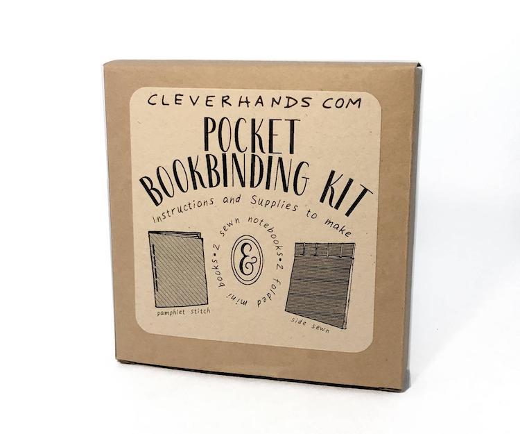 Pocket Beginner Book Binding Kit