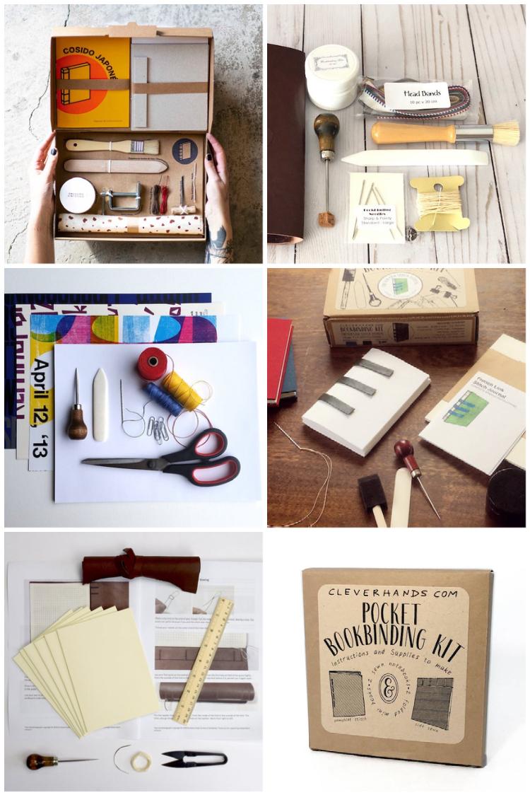 Beginner Book Binding Kits