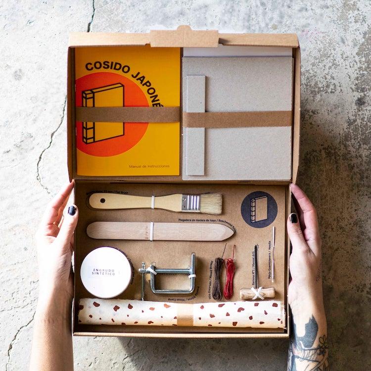 Japanese Stitch Book Binding Kit