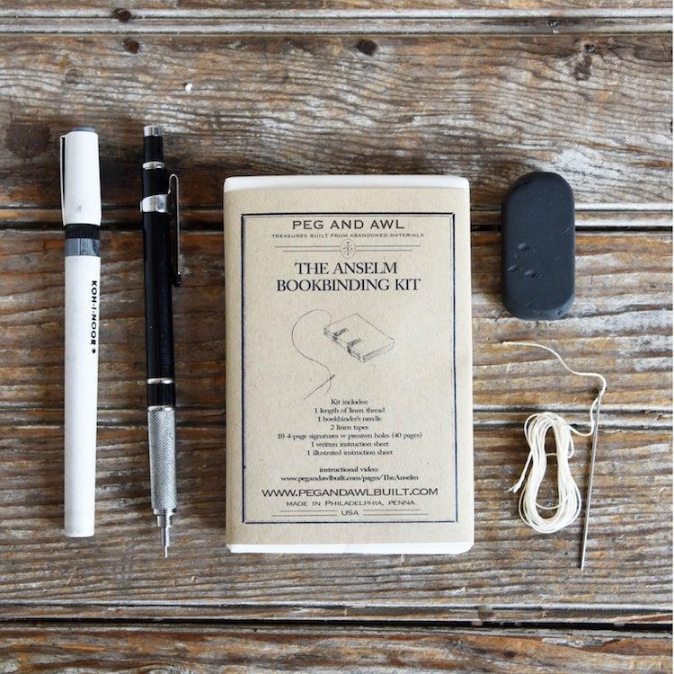 The Anselm Book Binding Kit