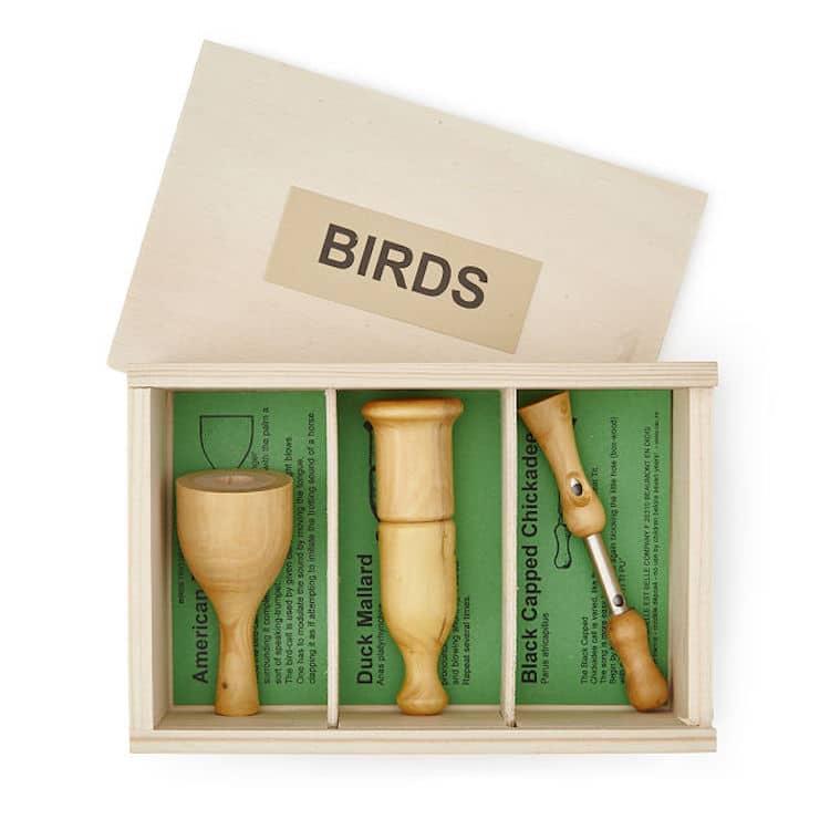 North American Bird Call Set