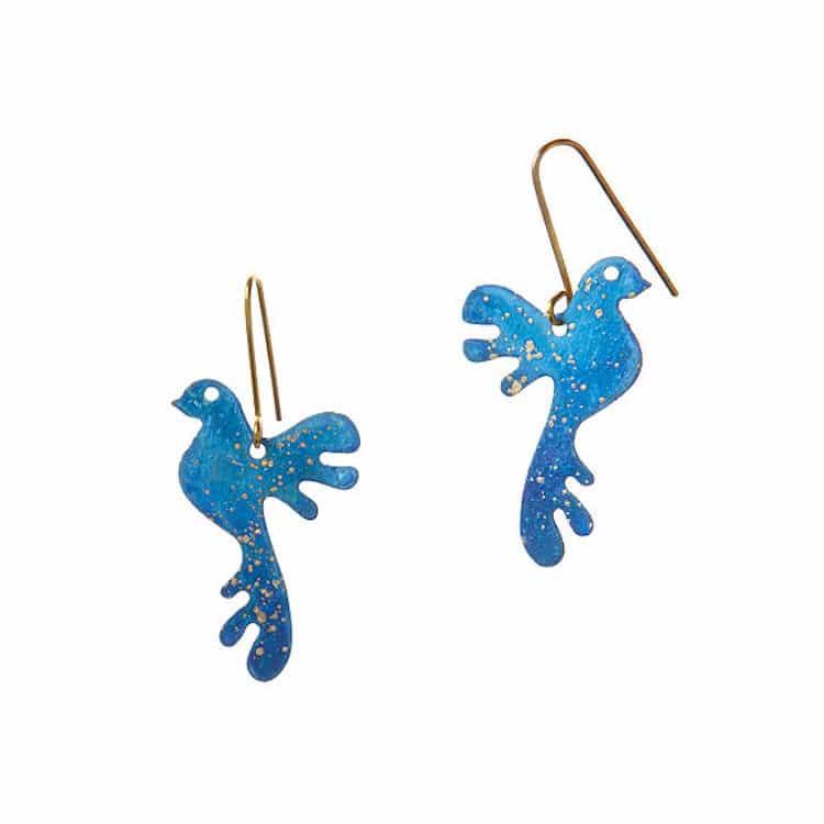 Free as a Bird Earrings