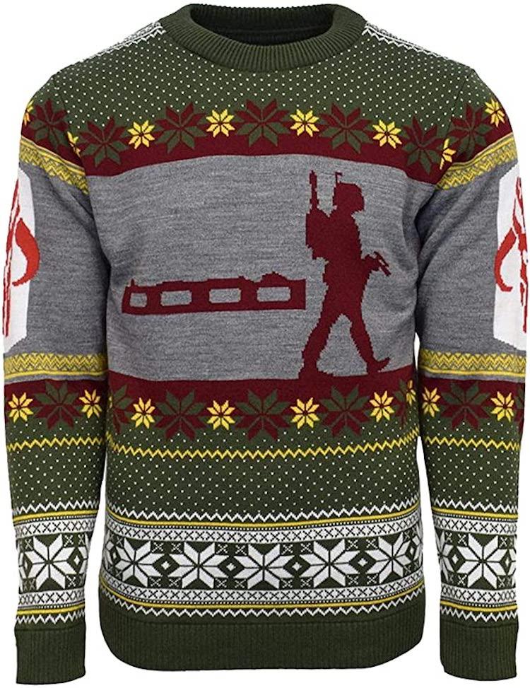 Boba Fett Unisex Sweater