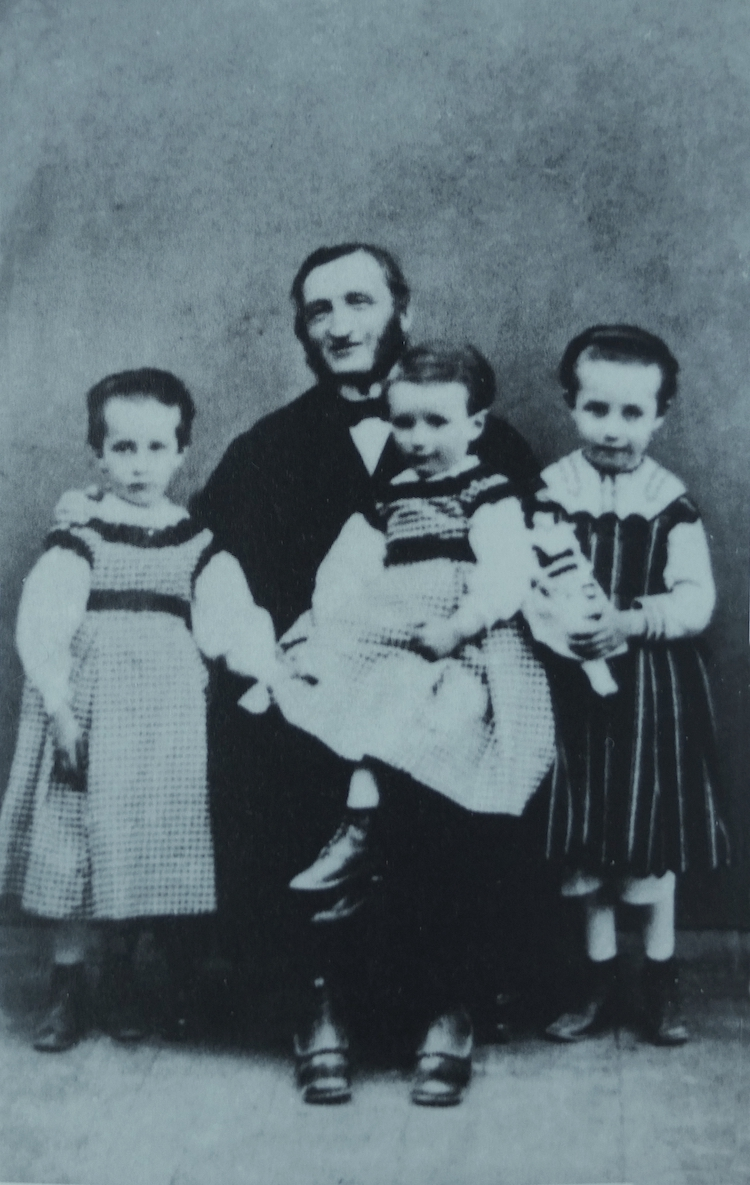 Camille Claudel Family Portrait