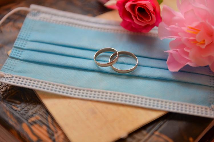 Canceled Pandemic Wedding Rings