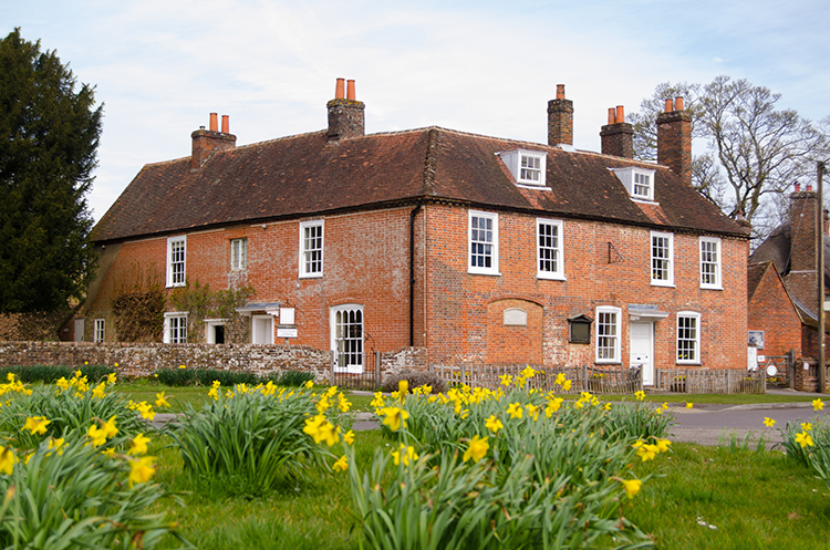Chawton House Jane Austen Museum