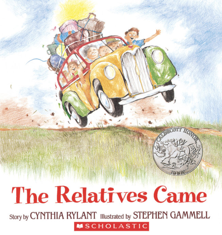 Cynthia Rylant The Relatives Came