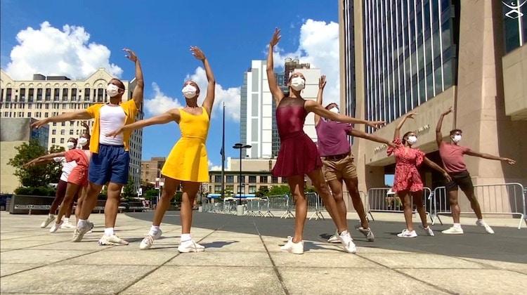 Dancing Through Harlem del Teatro de Danza de Harlem