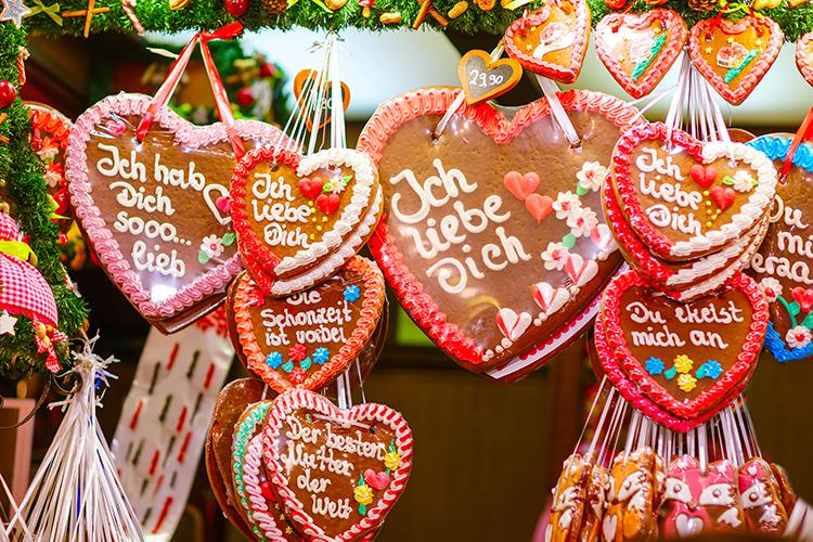 German Christmas Market Bavaria
