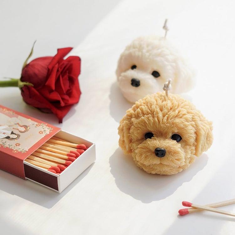 Dog Candles