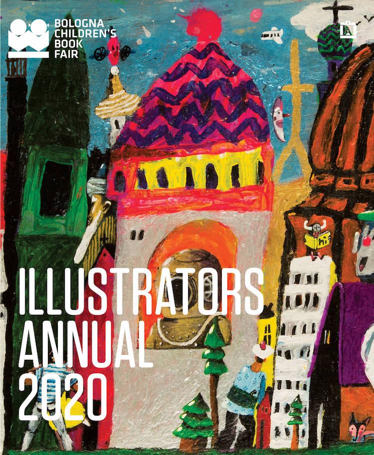 anuario de Ilustradores 2020