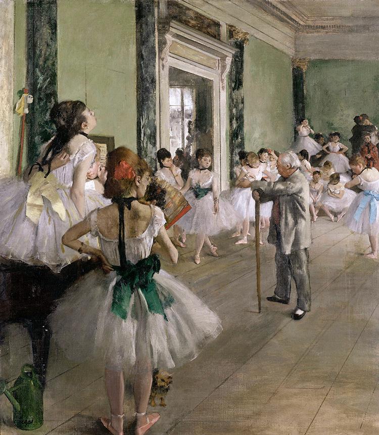 History of Ballet Edgar Degas