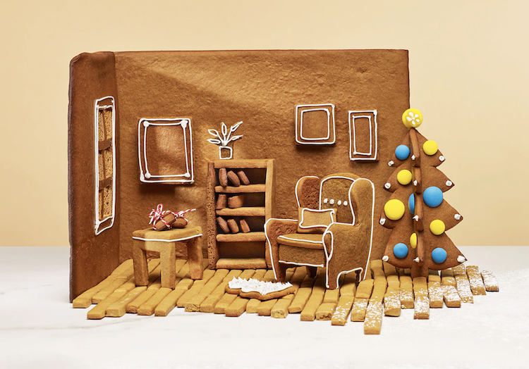 Gingerbread Höme by IKEA