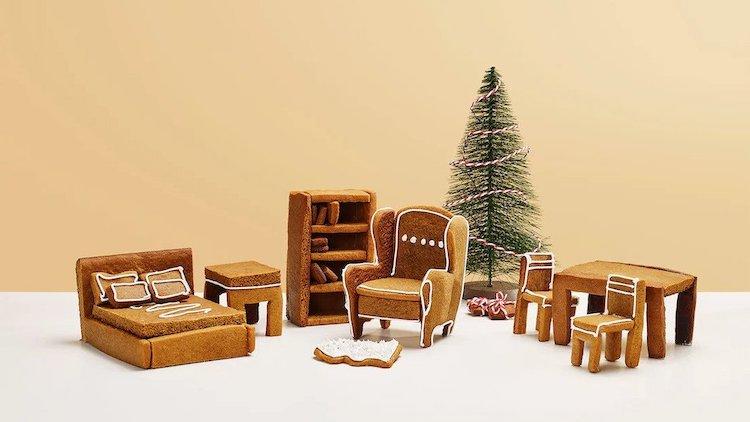 Gingerbread Höme by IKEA
