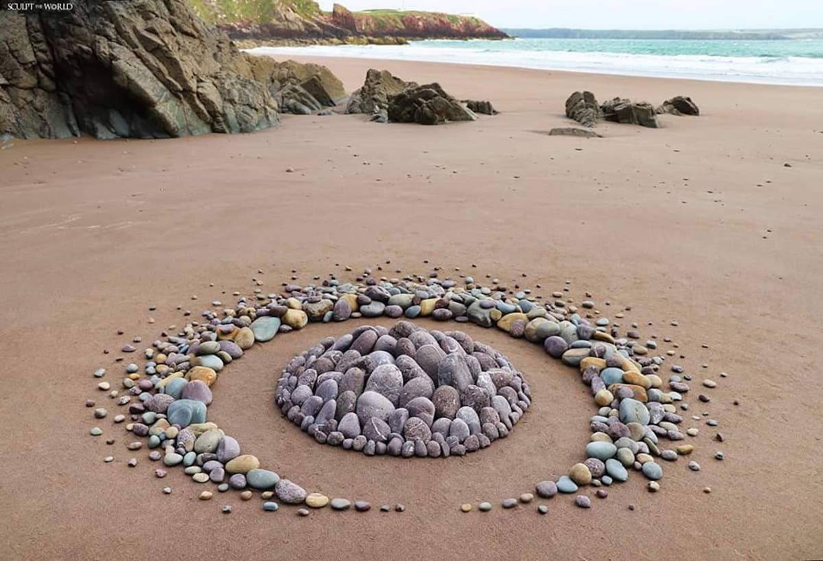 Land Art by Jon Foreman