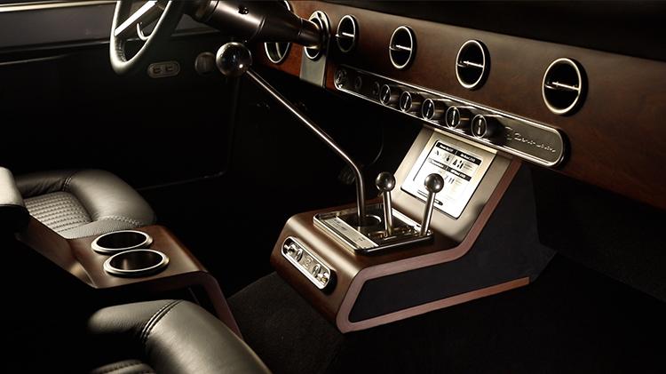 Electric Premium Classic Car