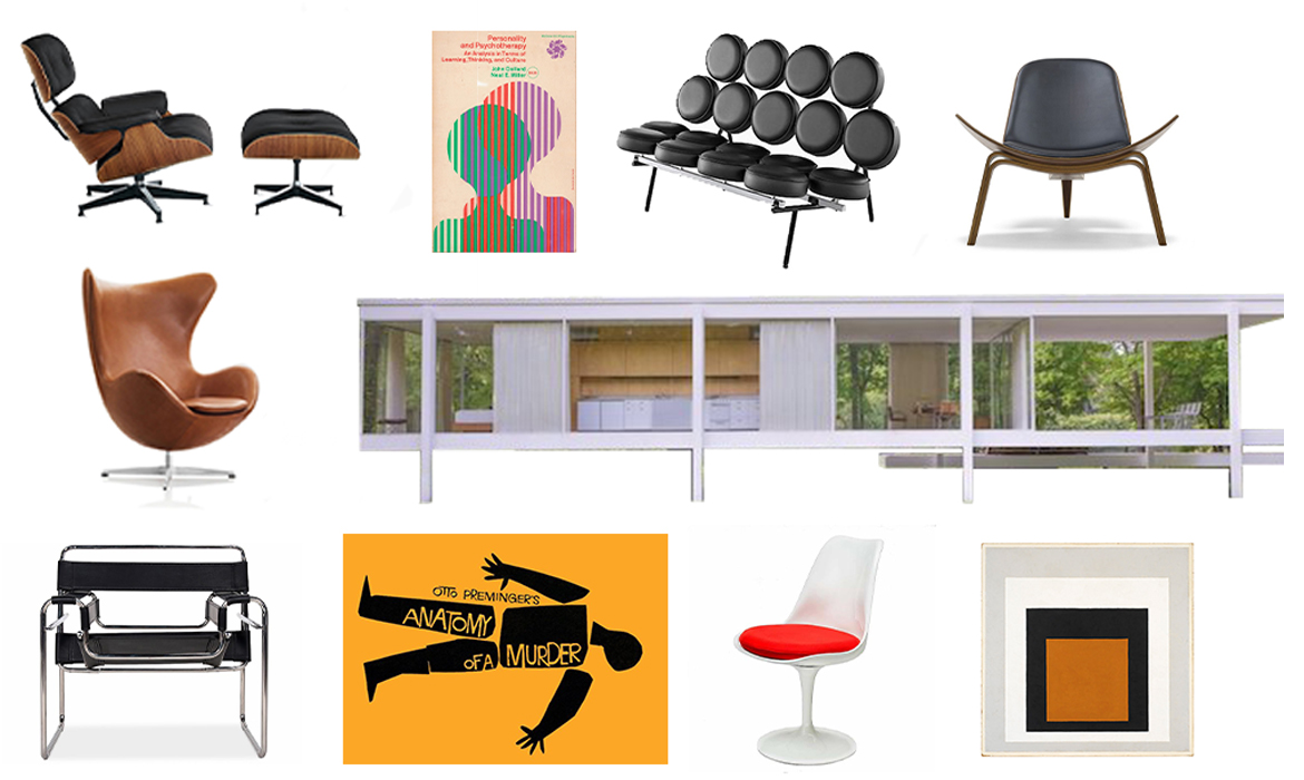 Introduction To the Design of Mid-Century Modernism