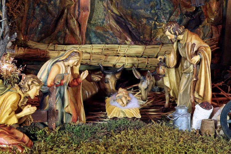 nacimiento navideño o belén navideño