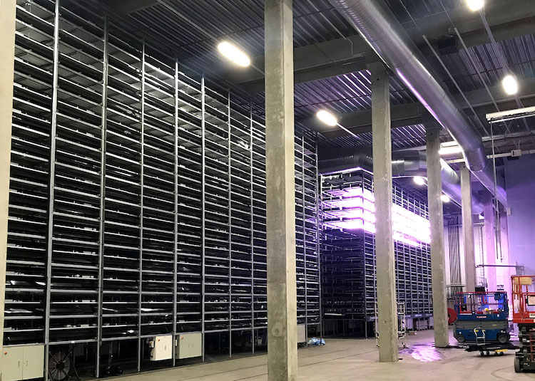 This Wind-Powered Vertical Farm in Denmark Will Provide 1,000 Tons of Food Annually - Nordic Harvest