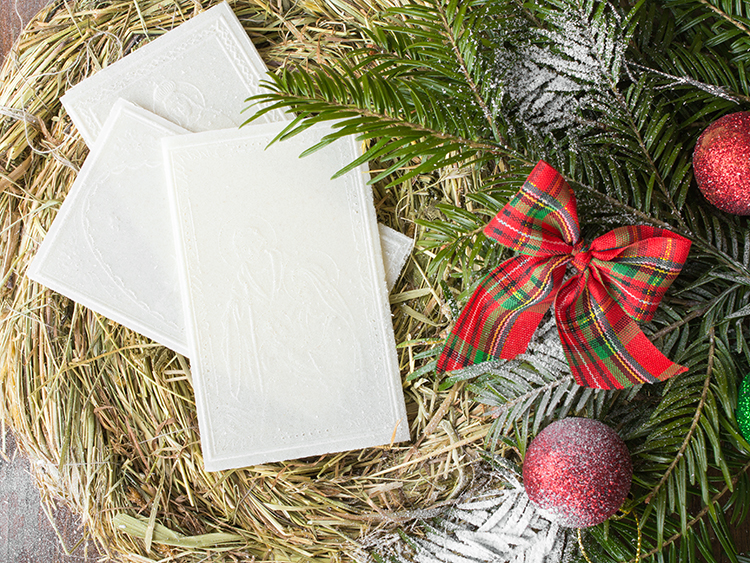 Oplatek Christmas Wafers Poland Tradition