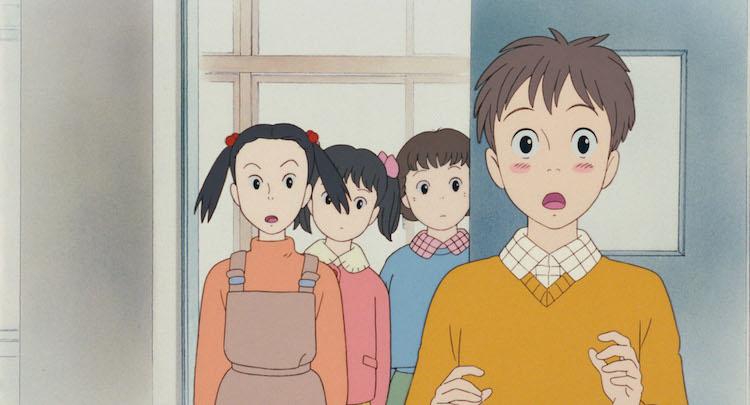 Studio Ghibli Only Yesterday