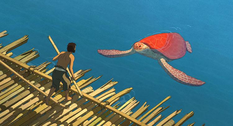Studio Ghibli The Red Turtle