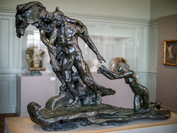 The Age of Maturity by Camille Claudel