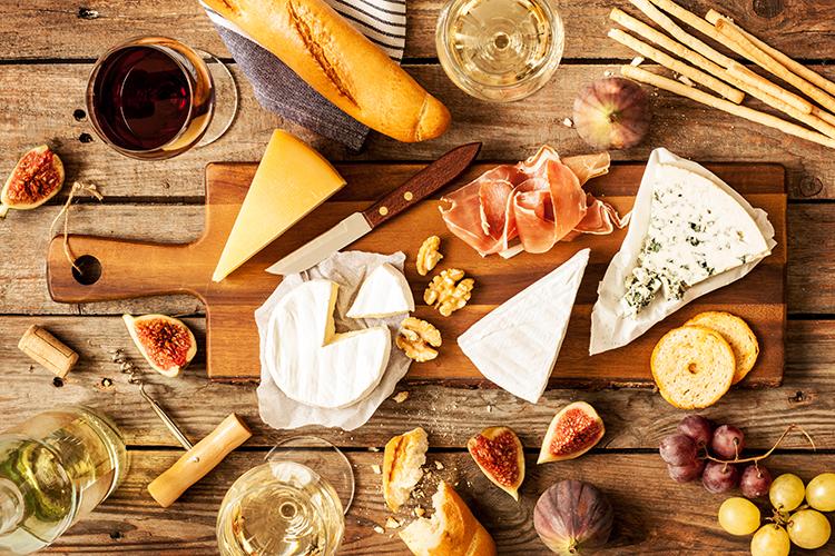 Wine Cheese Dementia Health Benefits Study