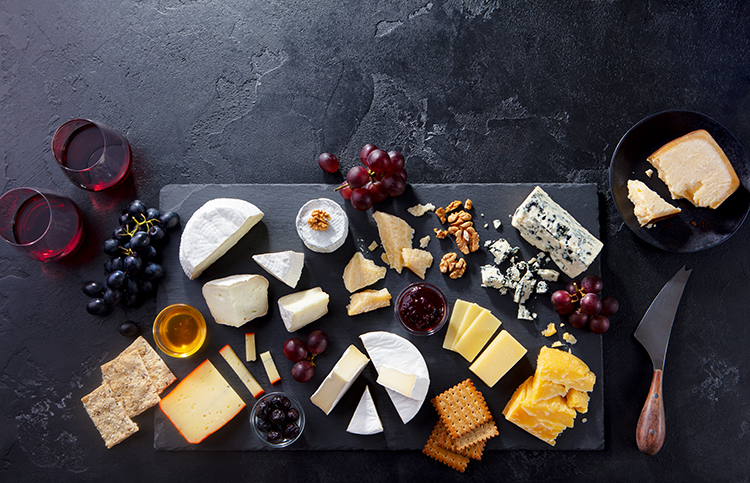 Wine and Cheese Health Benefits Study